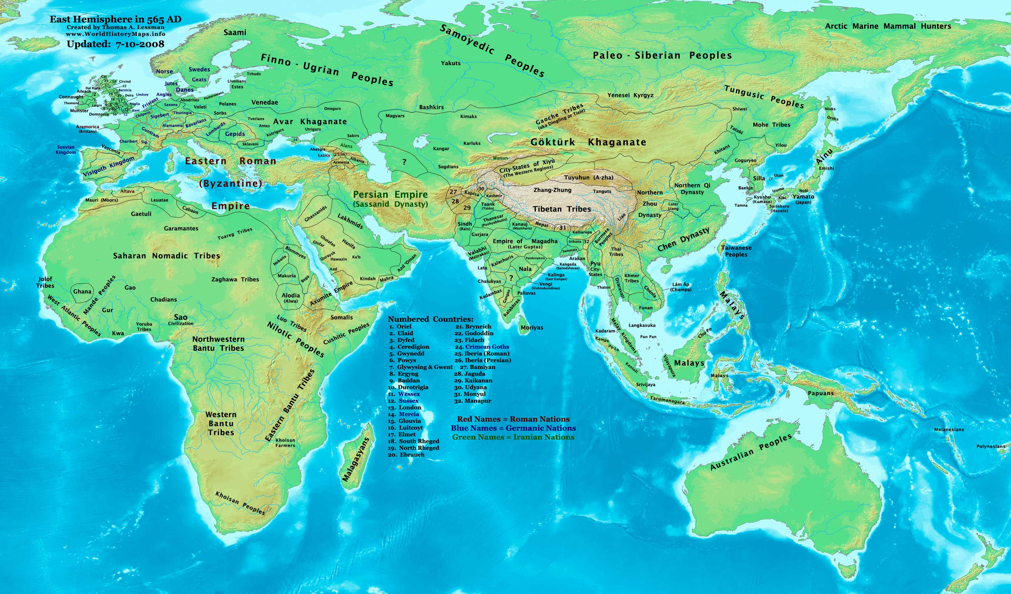 Where Is Constantinople Located On A World Map